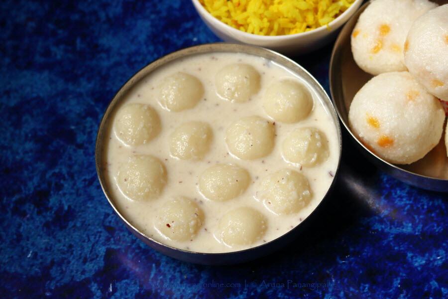 Pala Undrallu for Vinayaka Chavithi