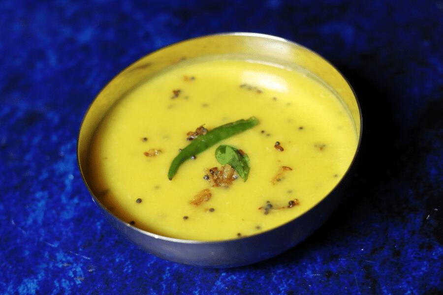 Pesara Kattu or Moong Dal from Andhra Pradesh