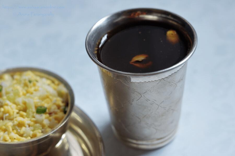 Panakam for Rama Navami