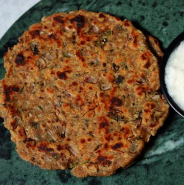 Sindhi Koki | Sindhi Spiced