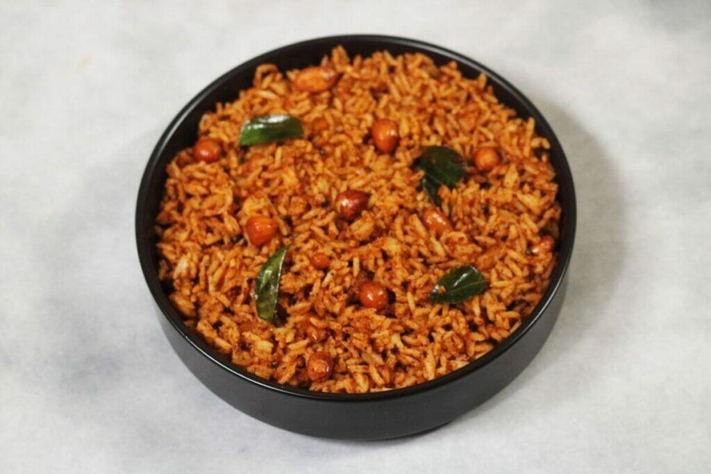 Ellu Sadam or Nuvvula Annam, the quick and easy South Indian Sesame Rice