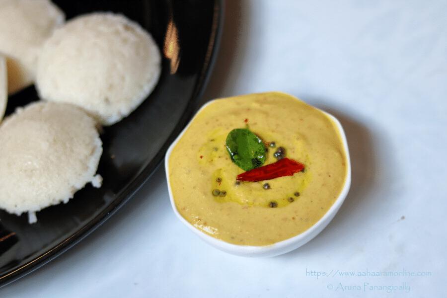 Palli Pachadi | Roasted Peanut Chutney