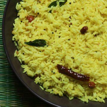 Mamidikaya Pulihora | Mangai Sadam
