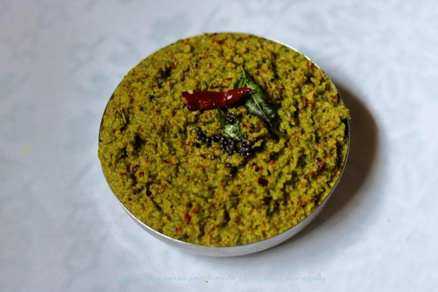 Beerakaya Pottu Pachadi | Peerangai Thokku