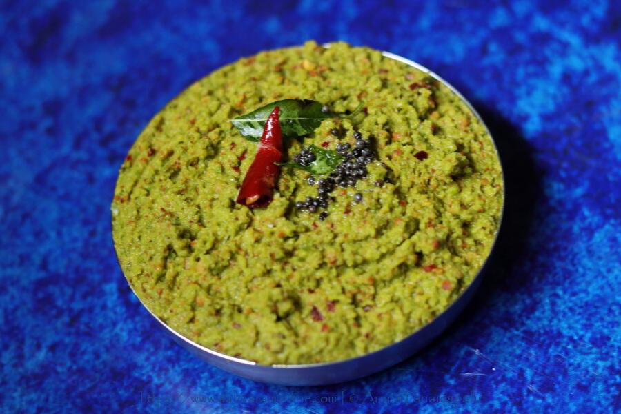 Beerakaya Thokku Pachadi | Ridge Gourd Peel Chutney from Andhra Pradesh