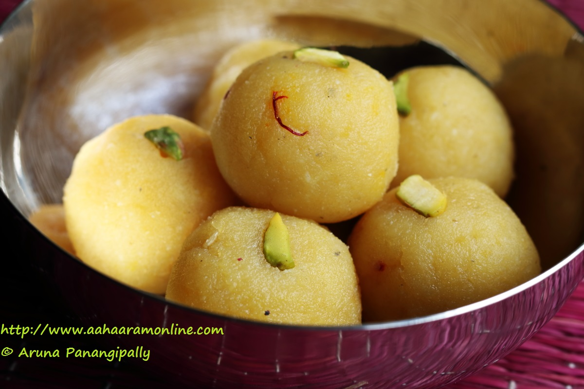 Bengali Moong Dal Laddu   Muger Mithai