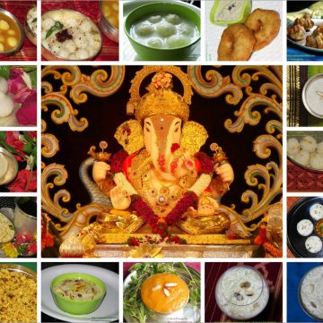 A collection of Recipes for Ganesh Chaturthi | Vinayaka Chavithi