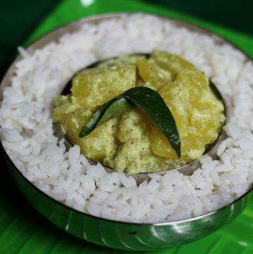 Green Papaya Avial