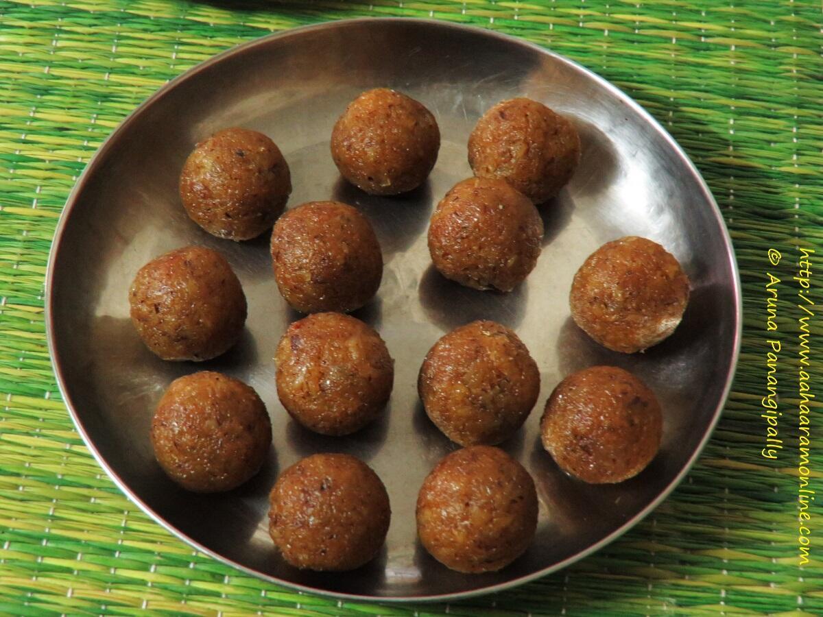 Andhra Kobbari Louz   Bengali Narkel Naru
