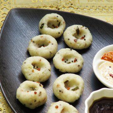 Pundi Gatti | Undi is steamed rice dumplings from Tulu Nadu