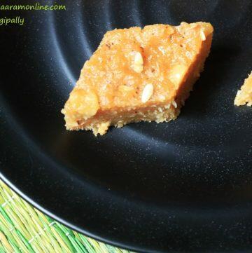 A Piece of Tavsali | Goan Steamed Cucumber Cake