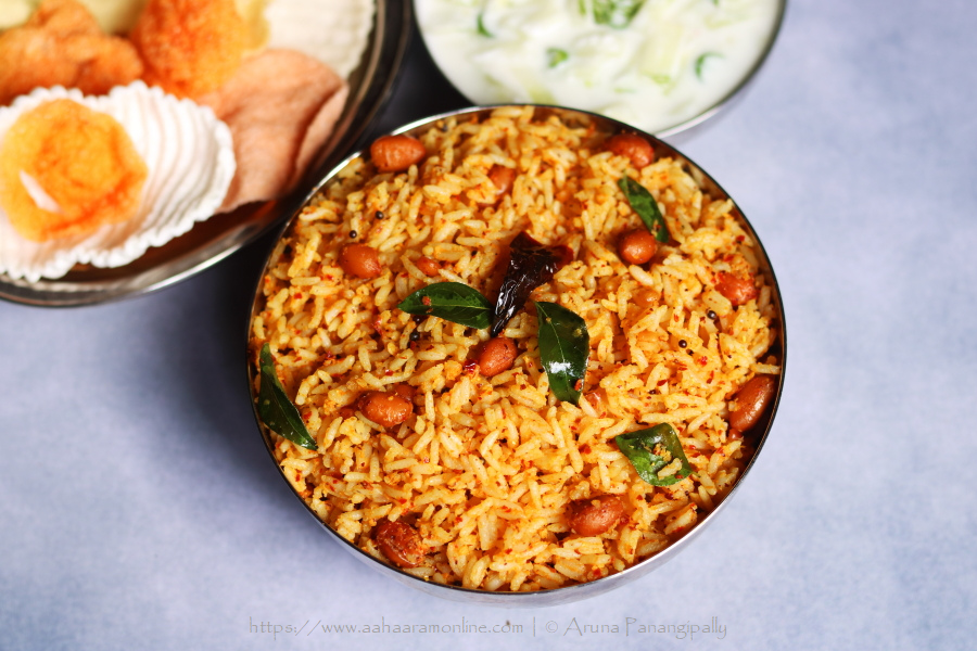 Coconut and Mustard Rice