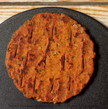 Thalipeeth   Traditional Multigrain Flatbread from Maharashtra