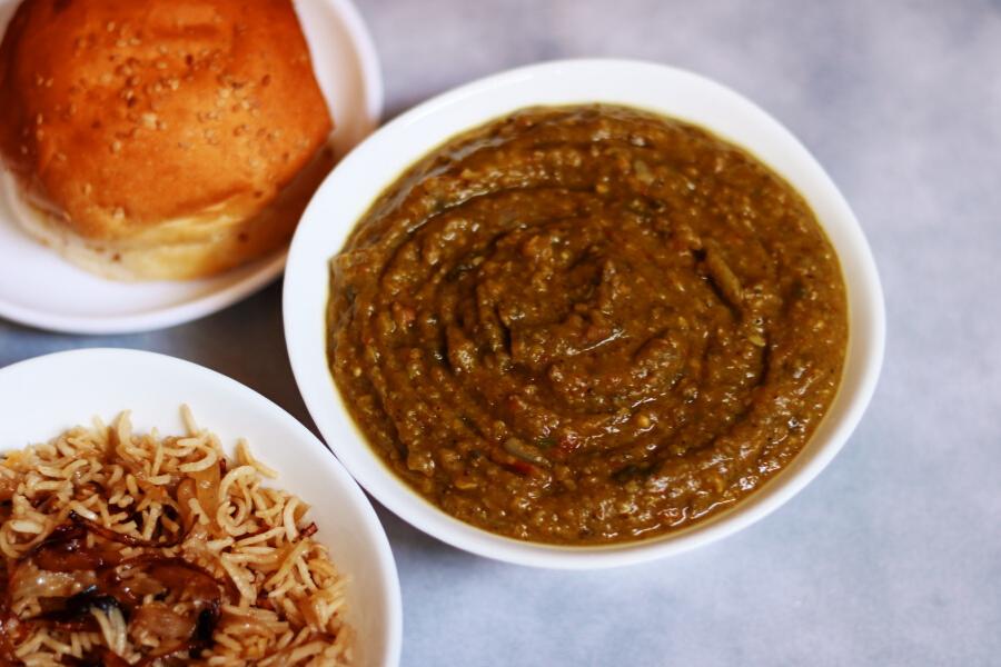 Parsi Vegetarian Dhanshak