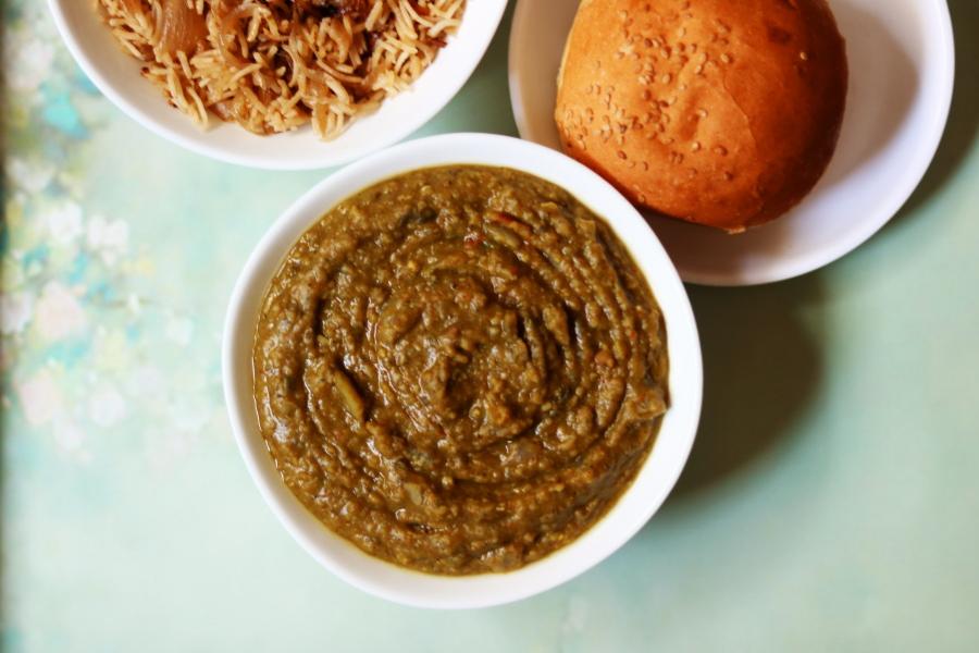 Vegetarian Dhanshak: Parsi Mixed Vegetables and Dal Medley