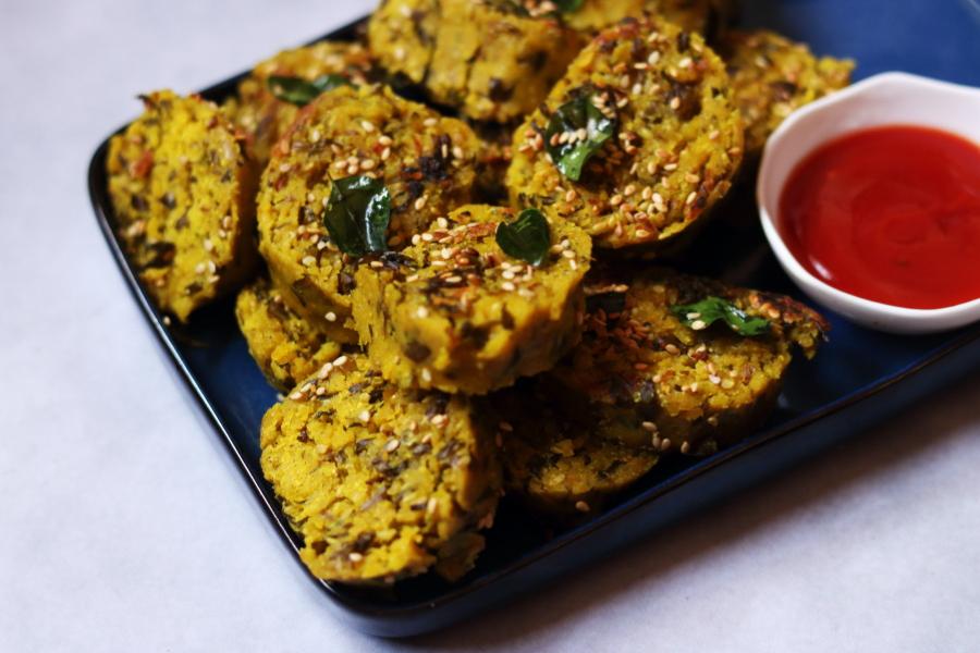 Jowar Methi Muthiya | Diabetic Friendly Snack