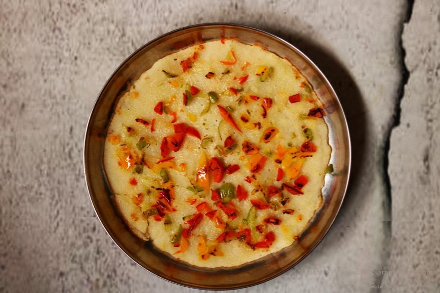 Rava Uttapam: A Renal Diet Recipe