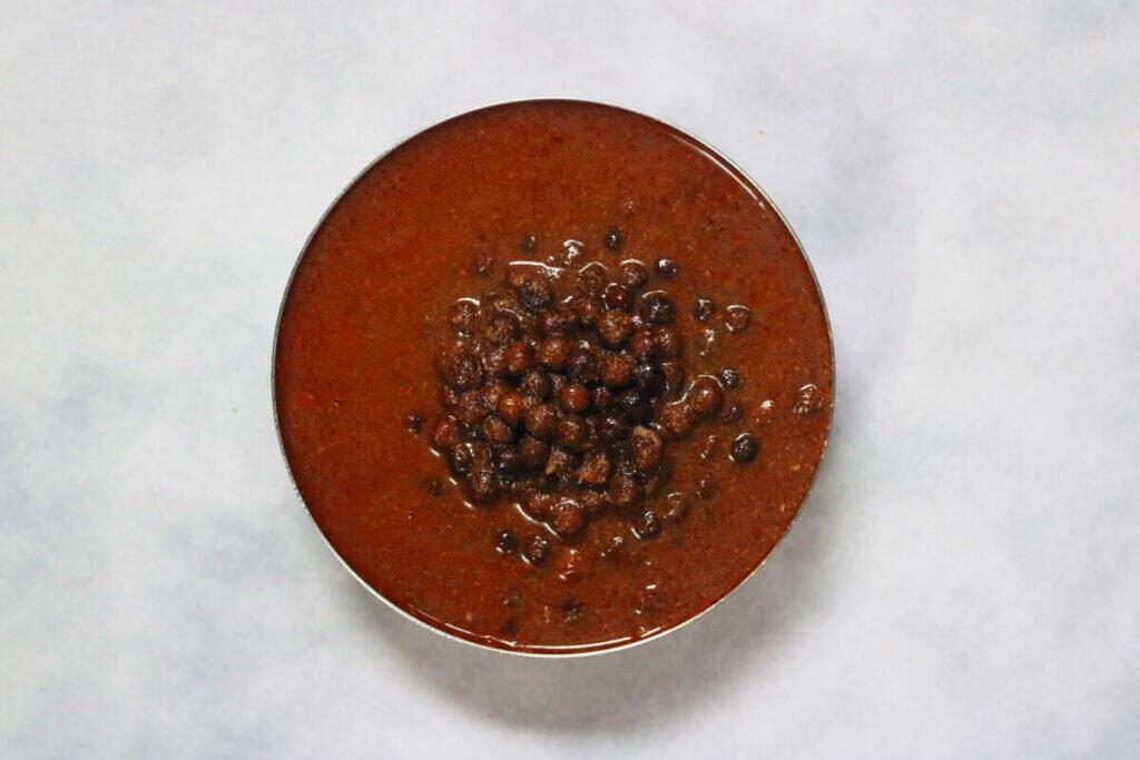 A Bowl of the Malvani Kalya Vatanyachi Usal